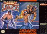Saturday Night Slam Masters (Super Nintendo)